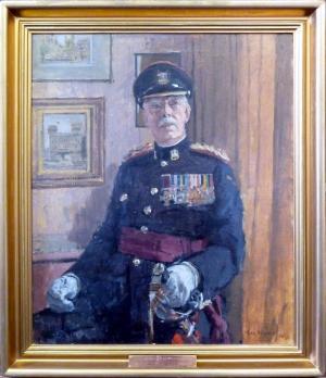 Brigadier (Speedy) Bredin