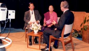 Interviewing the Chantharasys in Oregon