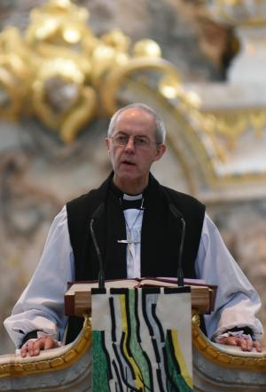 Archbishop of Canterbury, Justin Welby (Photo: Carola Fritzsche)