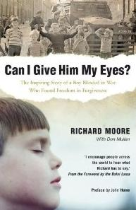 Can I give him my eyes by Richard Moore
