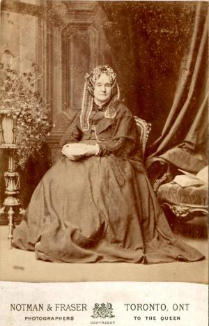 Grandmother Lucy Saunders