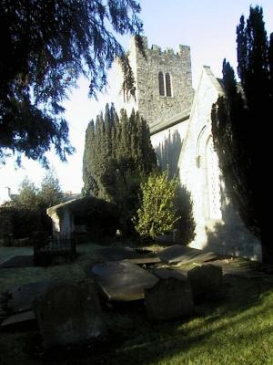 Willcocks Grave Chapelizod Church