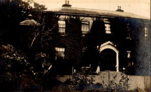 Willcocks family home in Chapelizod, now the site of the West County Hotel