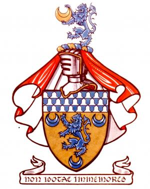 The armorial bearings of Willcocks of Chapelizod