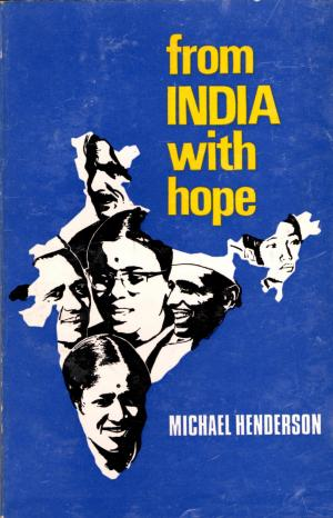 From India with Hope by Michael Henderson